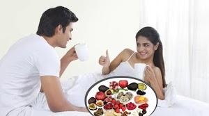 الأطعمة التي تزيد الرغبة عند الرجل والمرأة