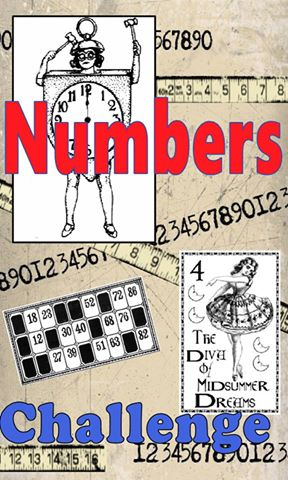 Numbers Challenge til 25th September