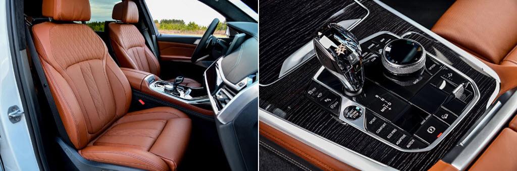 Đánh giá BMW X7 M50i 2020 - chiếc SUV mạnh mẽ nhất của BMW