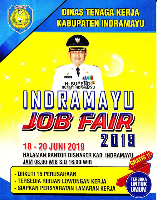 Job Fair Indramayu 2019