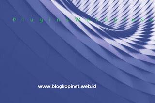 Plugins Wordpress Blog Kopinet