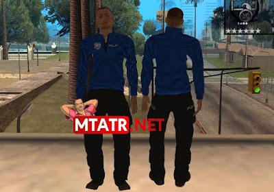MTA SA Polis Memuru