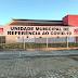 PRONTA PARA FUNCIONAR: PREFEITURA DE CAJAZEIRAS INSTALA UNIDADE DE REFERÊNCIA DA COVID-19