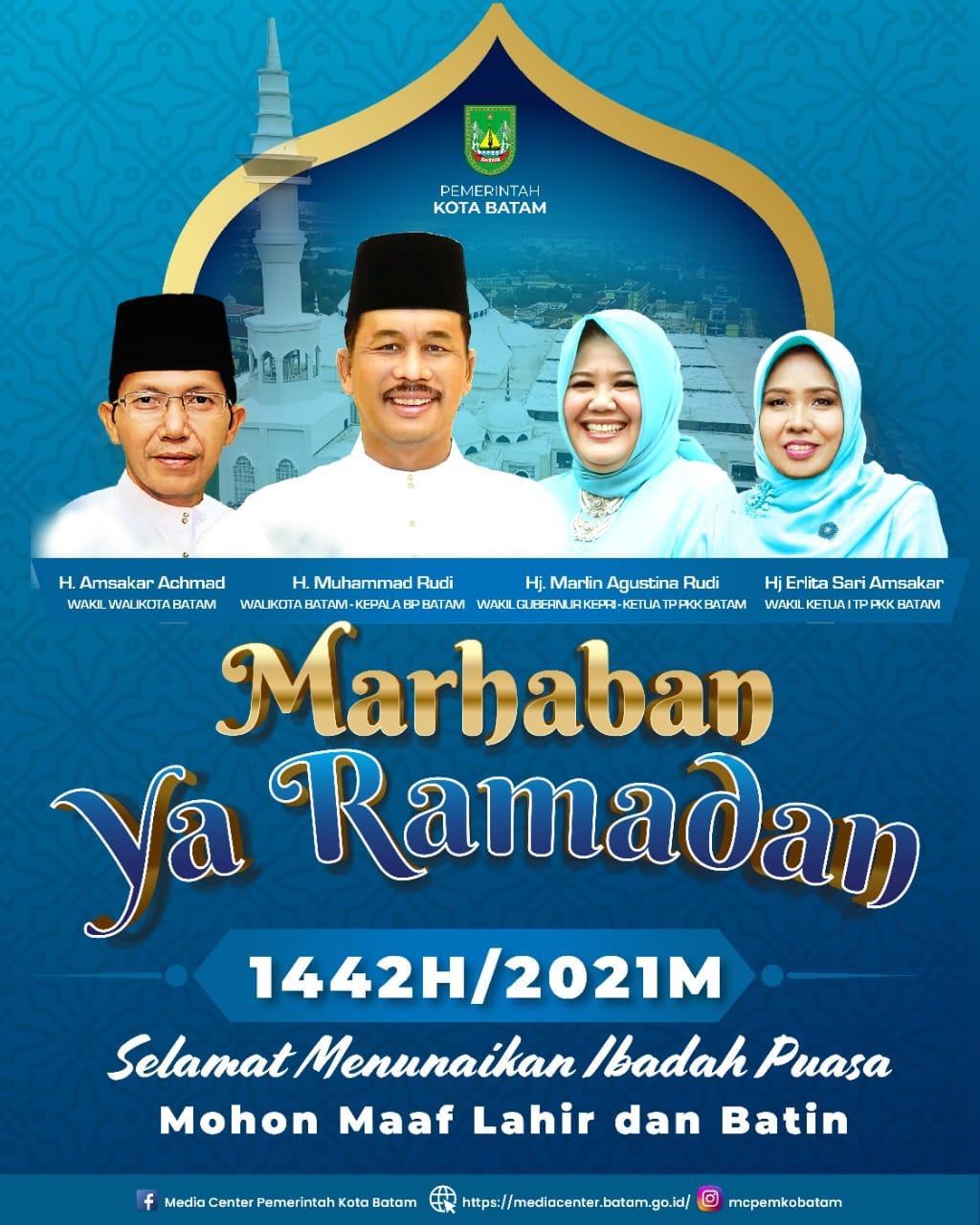 Rudi  Ajak Masyarakat Melaksanakan Surat Edaran Terkait Panduan Kegiatan Ibadah Selama Ramadan hingga Idul Fitri