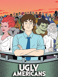 Ugly Americans Serie Completa 1080p Español Latino