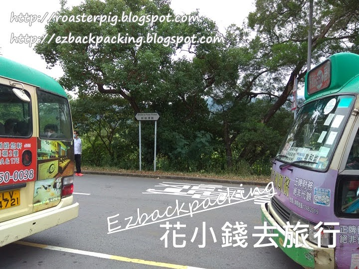 鹿頸交通:56k小巴鹿頸去粉嶺回程乘搭記