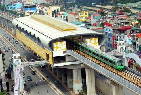 Đường sắt Cát Linh đội vốn hơn 205%, chưa biết bao giờ hoàn thành