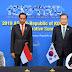 Bertemu Presiden Korsel, Jokowi Sambut Baik Peningkatan Kerja Sama Ekonomi Kedua Negara