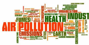 Pollution reaches intelligence?