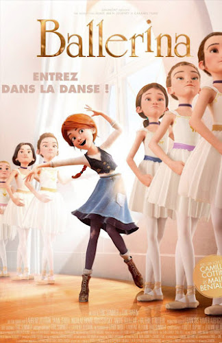 Ballerina (BRRip 720p Dual Latino / Ingles) (2016)