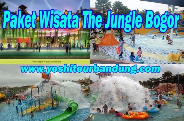 Paket Wisata The Jungle Bogor
