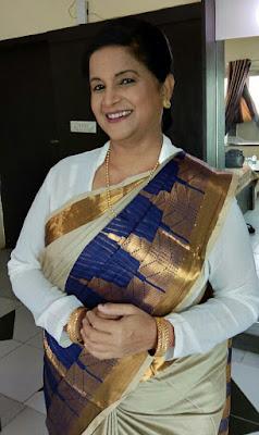 """""""सइयां जी दगाबाज़"""" में  महत्वपूर्ण भूमिका में नजर आएगी -  रश्मि शर्मा"""