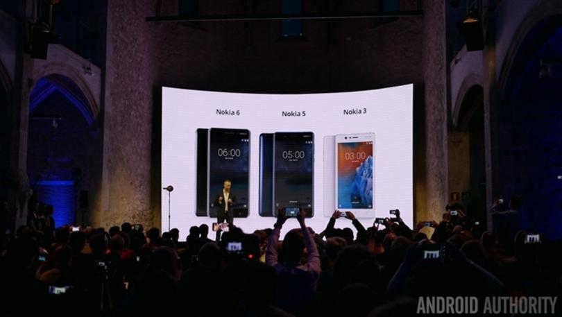 Yeni Nokia Serilerinin Fiyatları Belli Oldu (Nokia 3,5 ve 6)