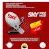 Venha adquirir sua Sky pré pago no Paraíba.