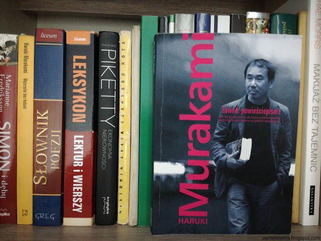 Haruki Murakami autobiografia