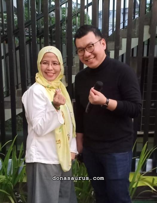 My Ramadan Best Moment: Ketemu Maestro Content Creator