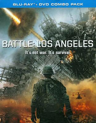 Battle Los Angeles (2011) Dual Audio [Hindi 5.1- Eng 5.1] 1080p | 720p BluRay ESub x265 HEVC 1.6Gb | 670Mb