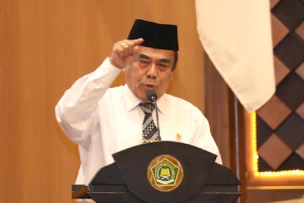 Pidato Kemenag RI, Tarawih di Rumah Saja, Salat Idul Fitri Ditiadakan
