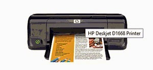 Hp Deskjet D1668 Printer Drivers for Windows, Mac, Linux