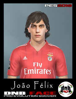 PES 2019 Faces João Félix by DNB