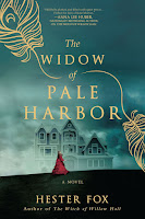 The Widow of Pale Harbor by Hester Fox book cover and review