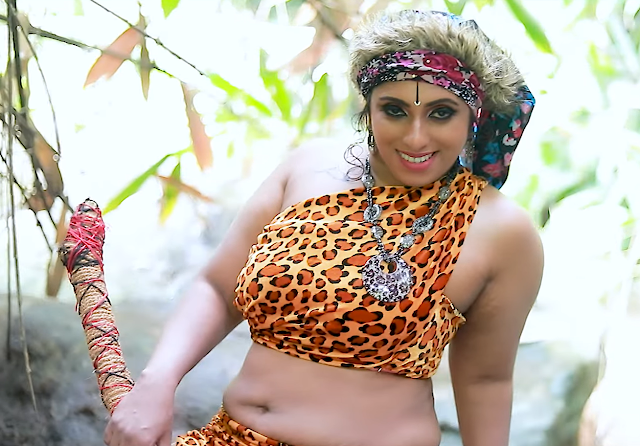 Model Hasee Quazi Latest Hot Photoshoot Stills in Forest Actress Trend