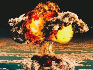1945 में जापान के नागासाकी पर एक परमाणु बम गिराया गया था।