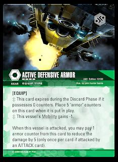 Equip type: Active Defensive Armor