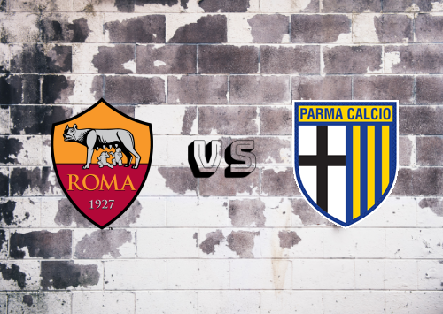Roma vs Parma  Resumen