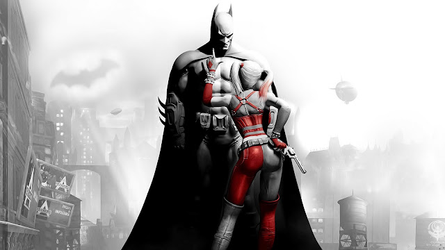 batman and harley quinn HD Wallpapers