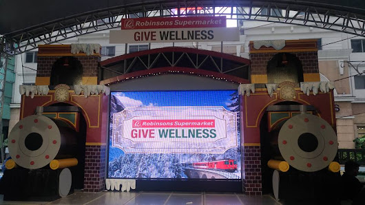 The Spirit of Giving, Robinsons Supermarket Give Wellness