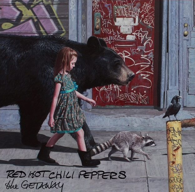 Baixar Red Hot Chili Peppers - The Getaway Grátis MP3