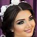 مكياج عرايس تحفة , صور أحلى مكياج عروس 2017 , مكياج اجمل عروسة