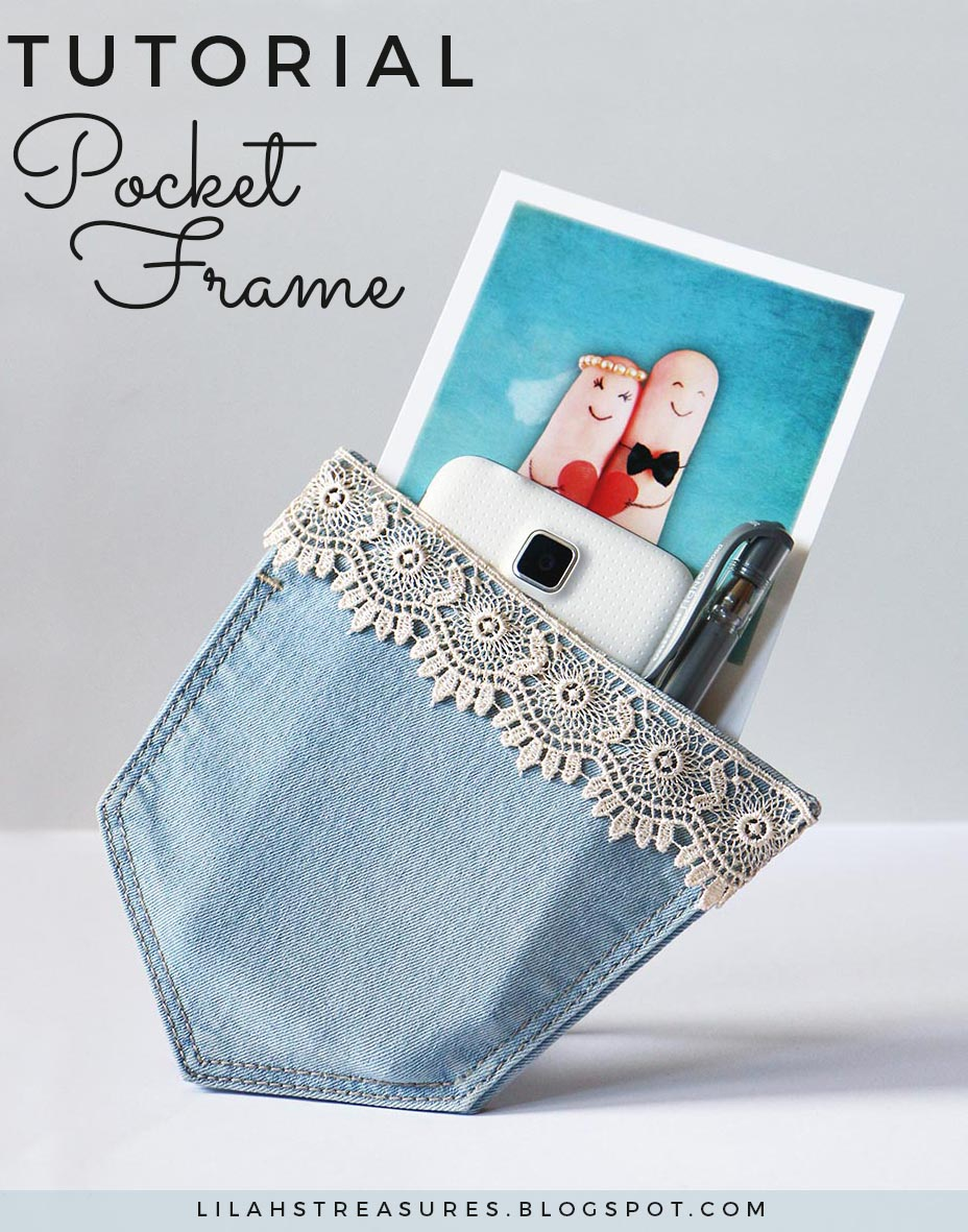 pocket frame tutorial