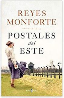 «Postales del Este» de Reyes Monforte