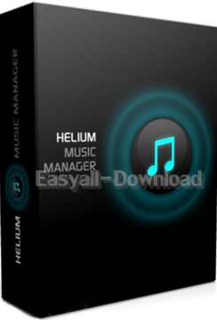 Helium Music Manager 12.1.0 Build 14399 [Full Crack] โปรแกรมบริหารจัดการเพลงครบวงจร