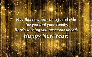 Best Happy New Year Message