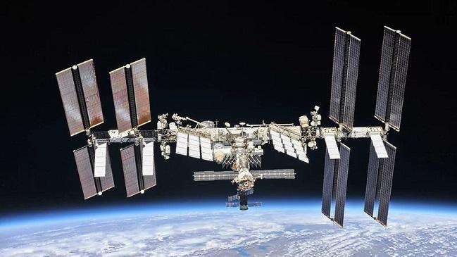 Estação Espacial Internacional/ NASA/Reprodução