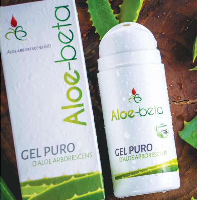 Gel puro di Aloe Arborescens Biologica proveniente da coltivazioni italiane