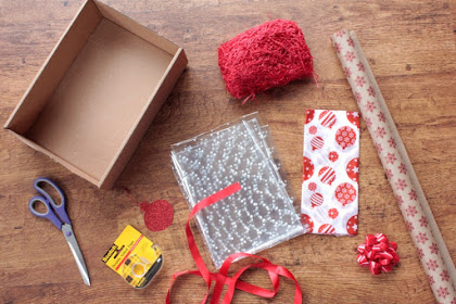Recycling ideas for your Gift Basket