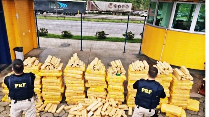 POLÍCIA FEDERAL FAZ OPERAÇÕES E APREENDE DROGAS E FUZIS EM 2020: R$ 118 MILHÕES DE PREJUÍZO  ÀS ORGANIZAÇÕES CRIMINOSAS