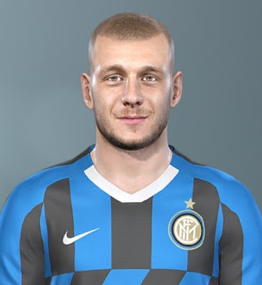 PES 2019 Faces Federico Dimarco by Sofyan Andri