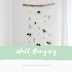 DIY Flower Wall Hanging