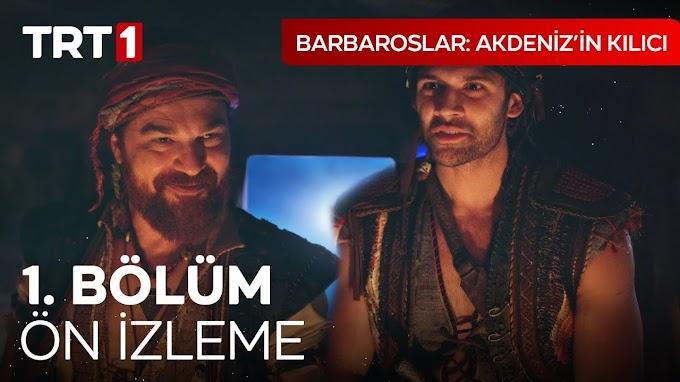 Barbaroslar Episode 1 with English Subtitles   Full Story - osman online