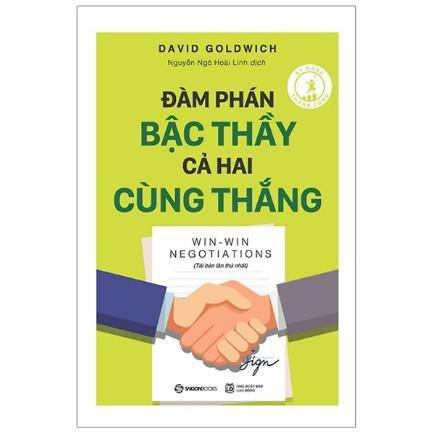 Đàm Phán Bậc Thầy Cả Hai Cùng Thắng - Tái Bản 2019 ebook PDF epub mobi awz3