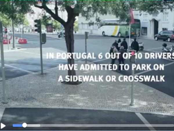 """Viral: """"Mais atenção onde estaciona"""""""
