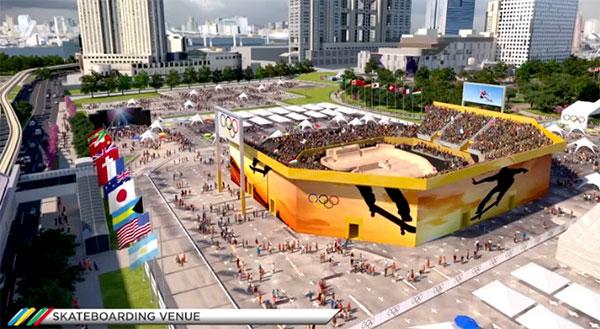 Skateboarding is now an Olympic Sport