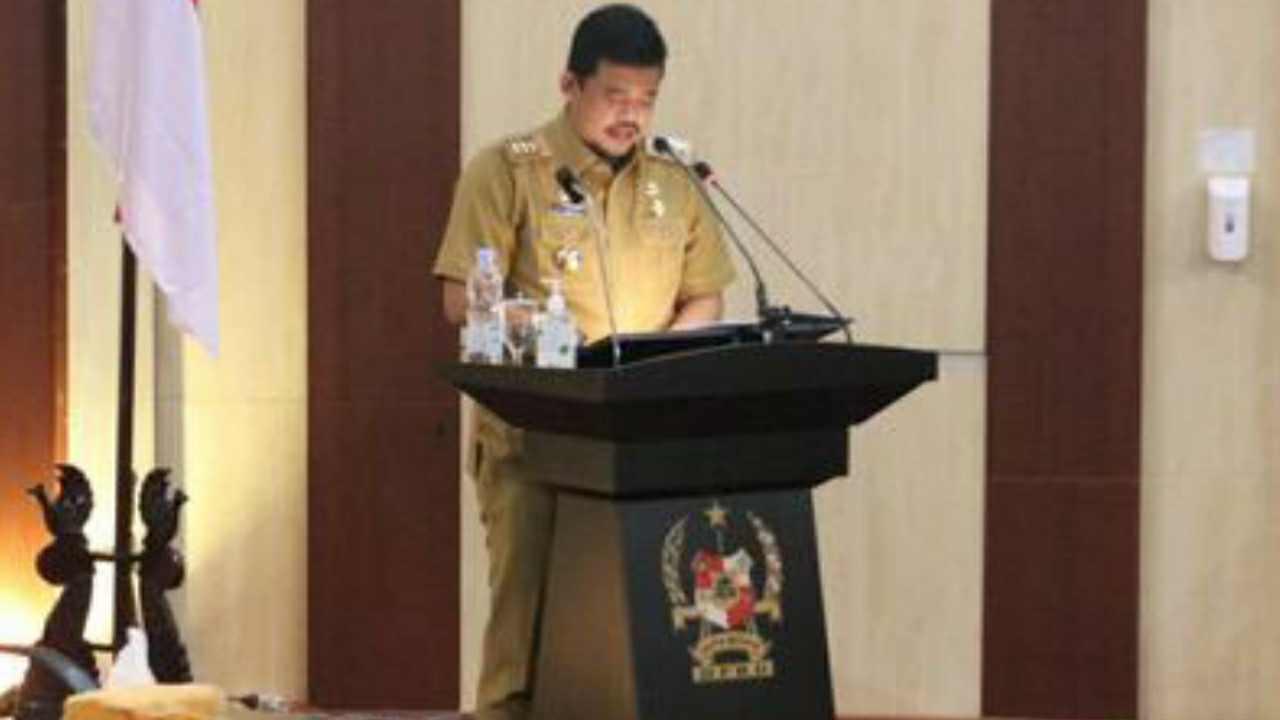 Bobby Nasution Sampaikan Soal Lapangan Merdeka Dalam Sidang Paripurna DPRD Medan
