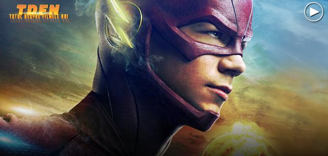 Trailer pentru serialul The Flash Sezonul 2