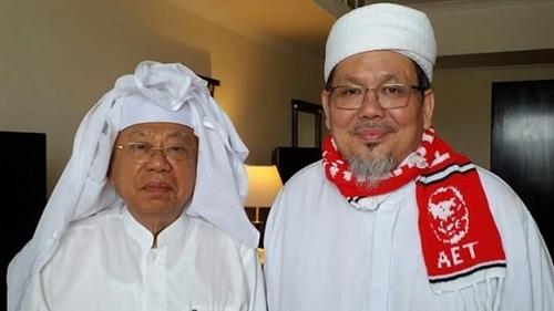 Ajak Teladani Tengku Zul, Wapres Maruf Amin: Dia Orang Baik dan Tegas